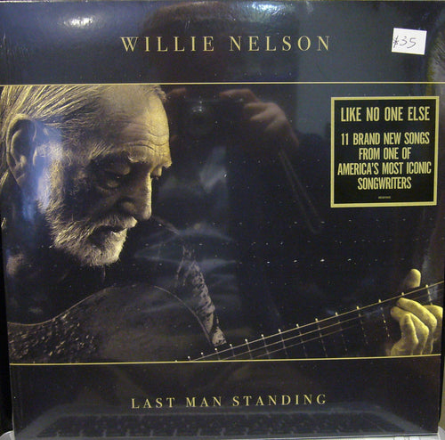 Willie Nelson/ Last man standing