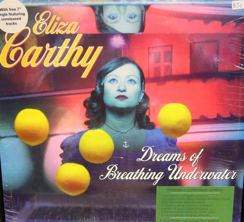 Eliza Carthy/ Dreams of Breathing Underwater