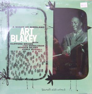 Art Blakey/ A Night at Birdland