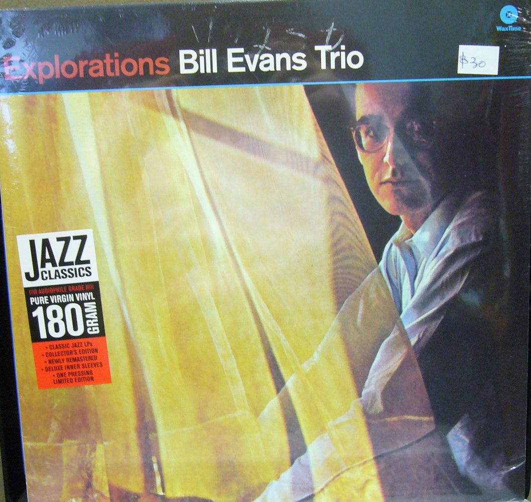 Bill Evans Trio/ Explorations
