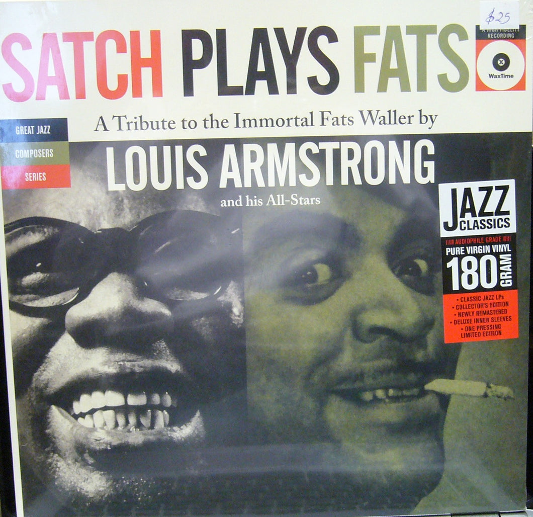 Louis Armstrong/ Satch PLays Fats
