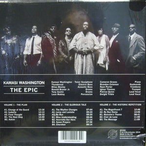 Kamasi Washingon/ The Epic