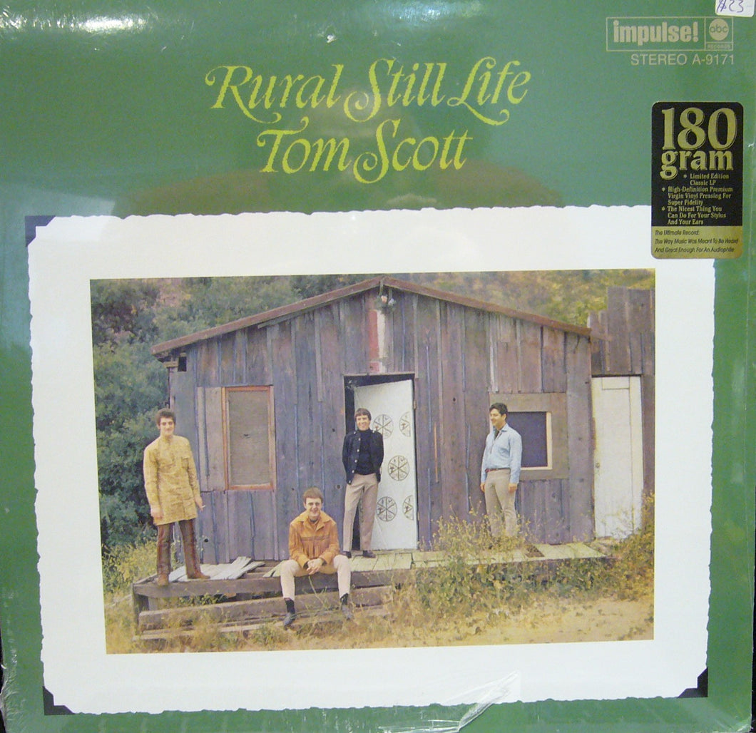 Tom Scott/ RuralnStill Life