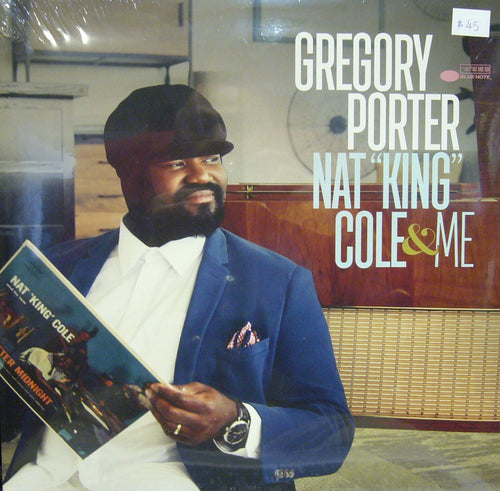 Gregory Porter/Nat King Cole & Me