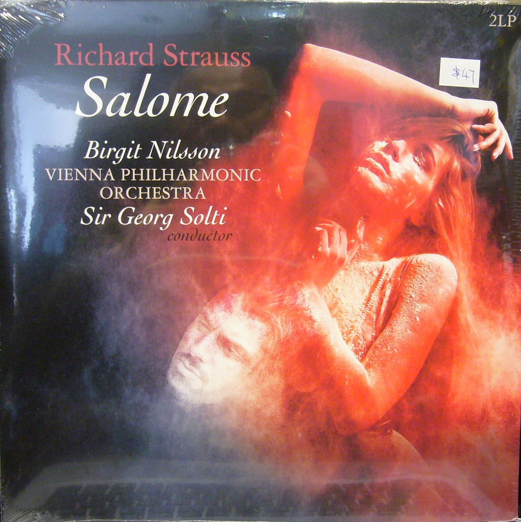 Richard Stirgit Nilsson/ Salome/ Birgit Nilsson/ Sir Georg Solti