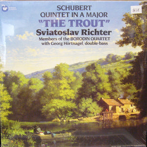 "Schubert Quintet in A Major"" The Trout""/ Sviatoslav Richter"