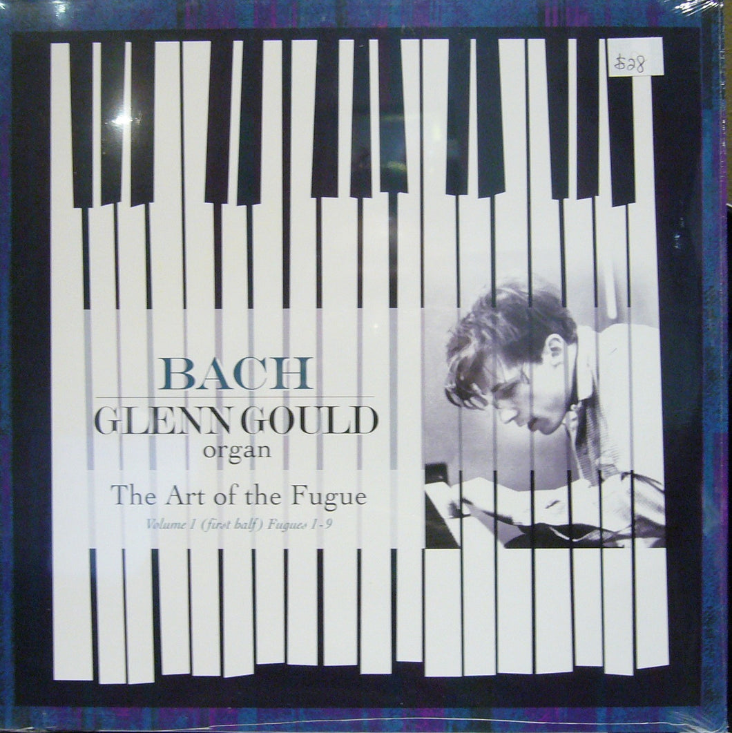 Bach/ Glenn Gould/ Organ/ The Art of the Fugue