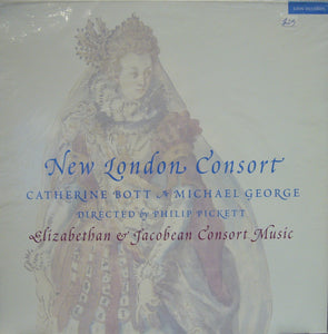 New London Consort/ Catherine Bott & Michael George/Philip Pickett