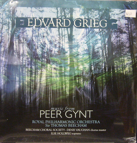 Edward Grieg/ Music from Peer Gynt