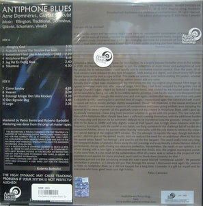 Antiphone Blues/ Arne Domnerus
