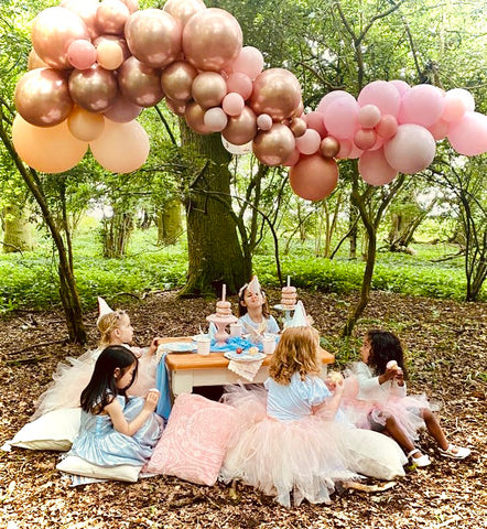 Bespoke party props   Kids party   Event styling by Rock the Day Essex   Party hire services