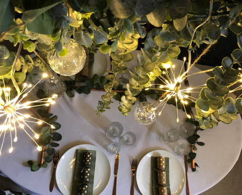 Christmas decorator | Christmas prop hire | Christmas party styling