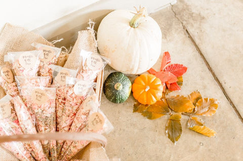 Rock the Day | Wedding Styling | Autumn Wedding