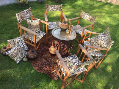 Safari Chillout Area to hire.  Party, wedding hire Essex, London. Rock the day