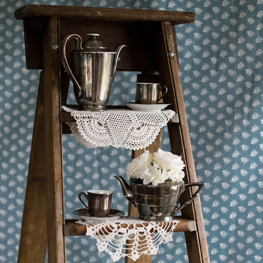 Vintage Ladder | Prop Hire | Rock the Day Wedding Styling