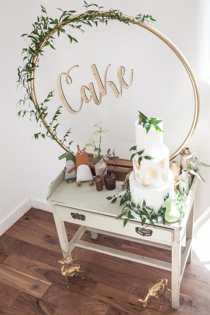 BOHO BABY - Baby Shower Styled Package & Photography Coverage
