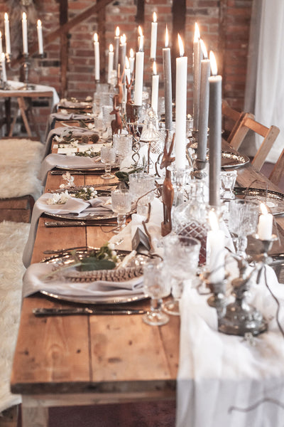 Nordic Christmas styling service | Essex
