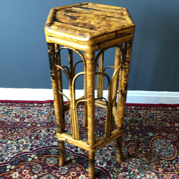 Vintage Bamboo Stand / Table