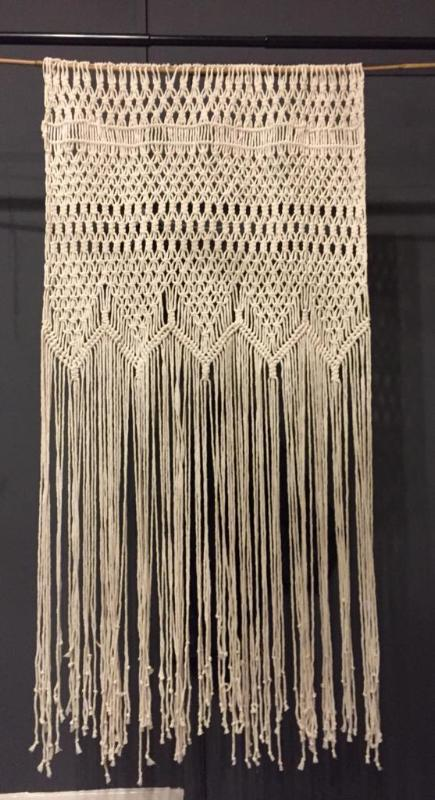 Macrame Backdrop #101
