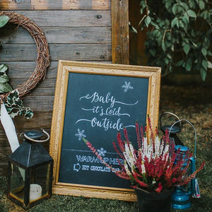 Various Signage | Prop Hire Essex | Rock The Day Wedding Styling