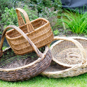 Wicker Baskets | Prop Hire | Rock the Day Wedding Styling