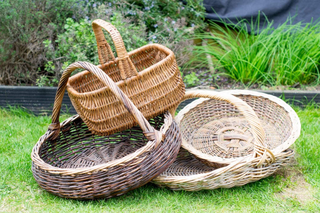 Wicker Baskets - Rock the Day Styling