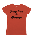 Orange Juice & Champagne