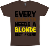 Every Brunette - BFF designs