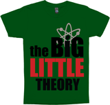 The Big Little Theory Sorority