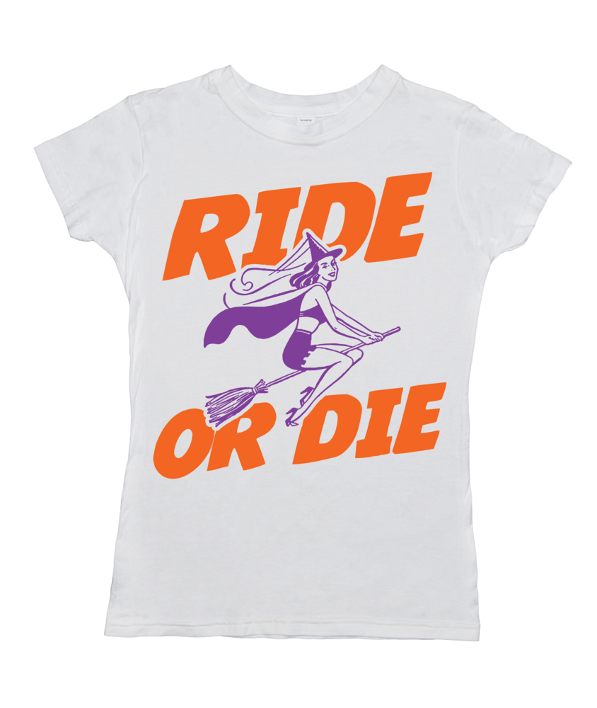 Ride or Die Witch