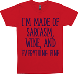 Sarcasm, Wine, and Everything Fine