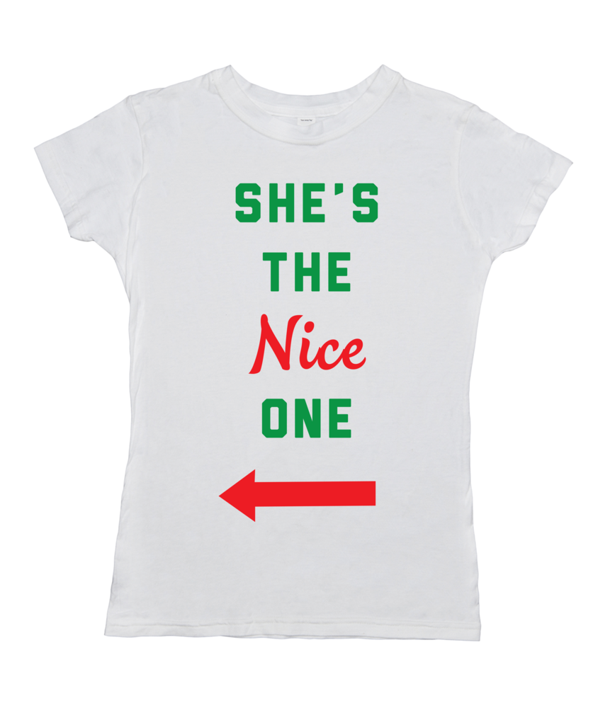 She's The Nice One Christmas
