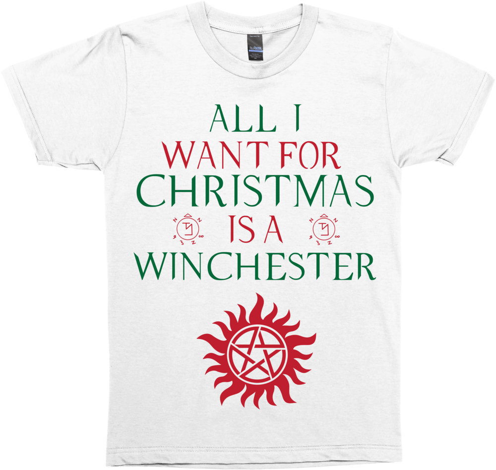 All I Want For Christmas Is A Winchester