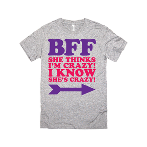 BFF Crazy - Left Arrow