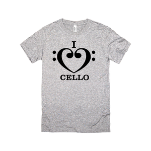 I Heart Cello