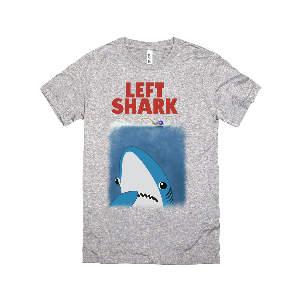 Left Shark Jaws