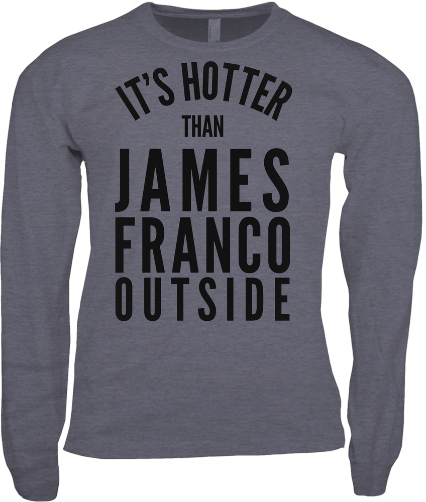 Hotter Than Franco