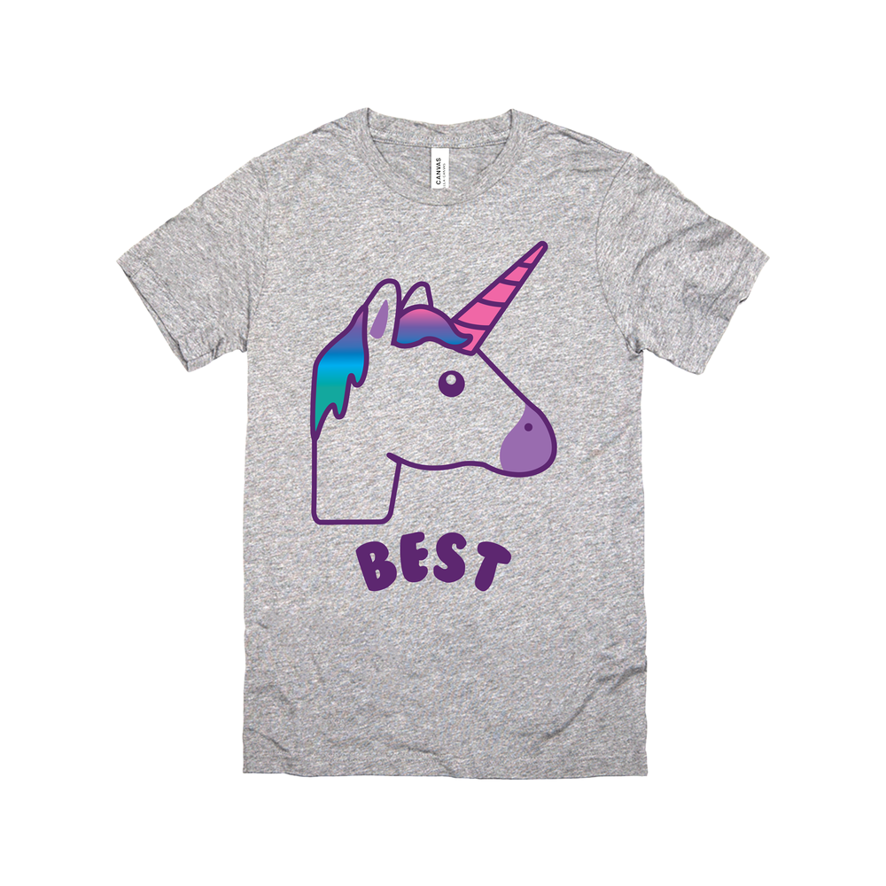 Best Friends Unicorn Emoji