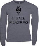 I Hate Morndas Skryim