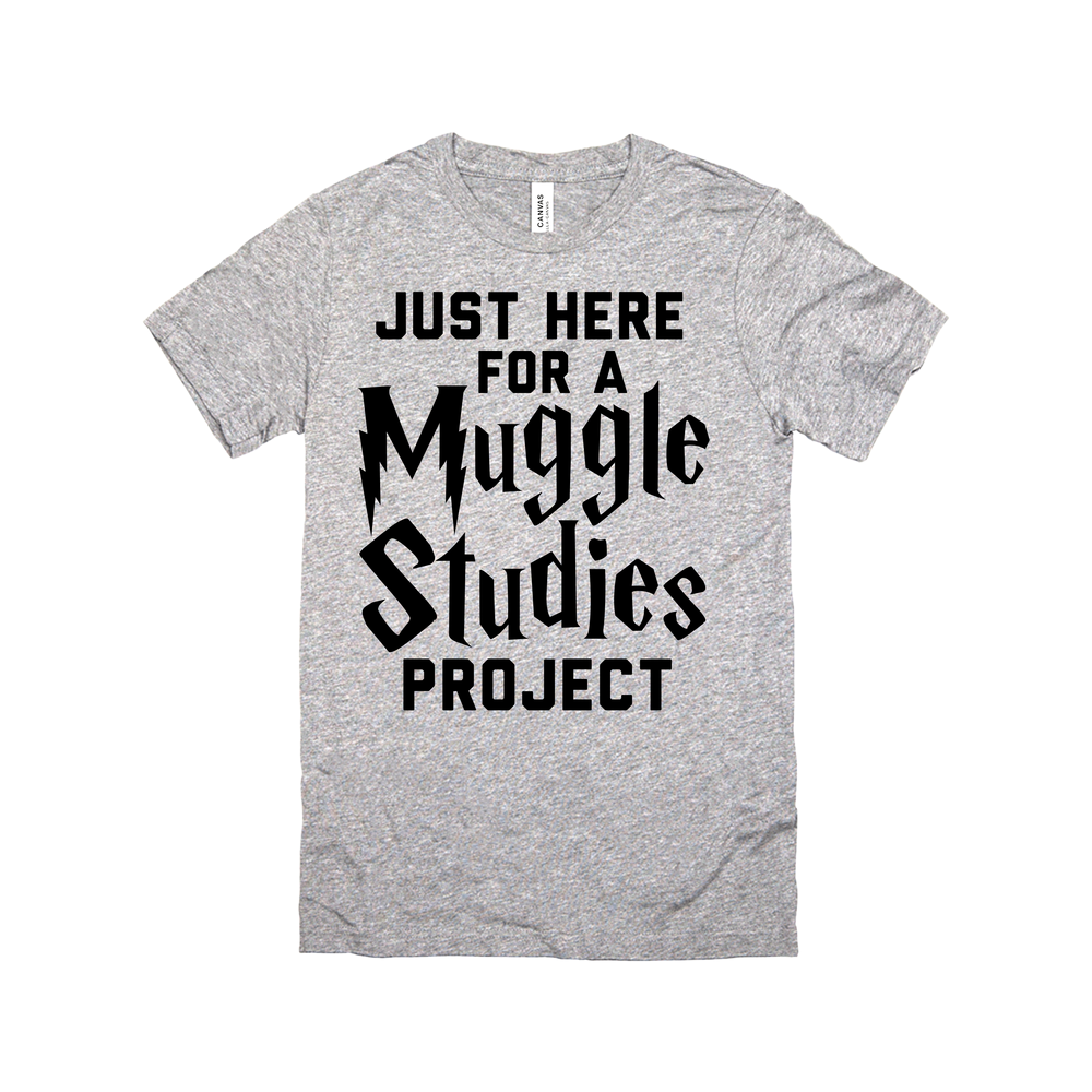 Muggle Studies Project