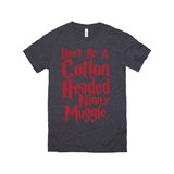 Wizard Christmas - Don't Be A Cotton Headed Ninny Muggle