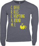 C.R.E.A.M: Coffee Rules Everything Around Me