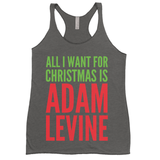 All I Want For Christmas Is Adam Levine