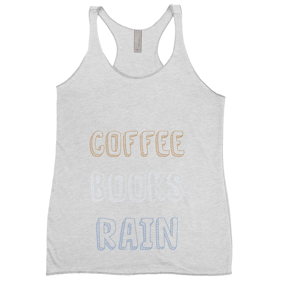 Coffee, Books, Rain