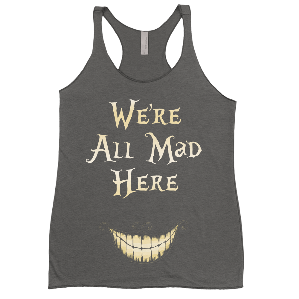 Alice In Wonderland: We're All Mad Here