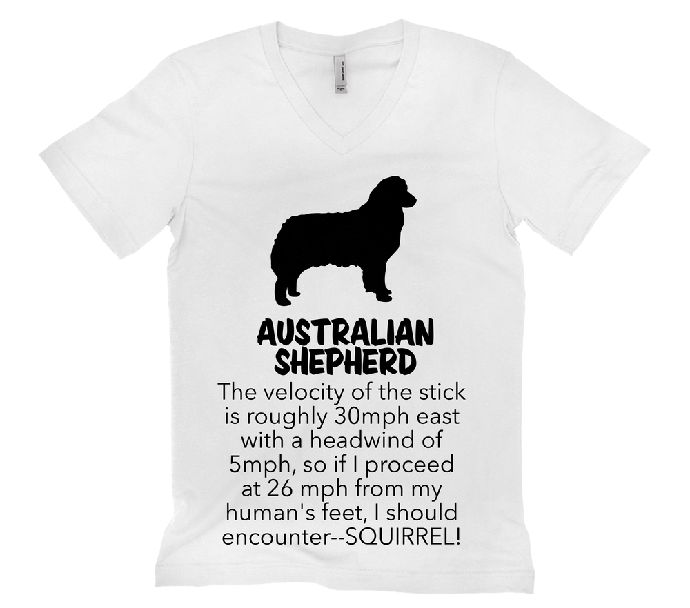 Australian Shepherd Thoughts