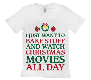 Holiday Baking And Movies