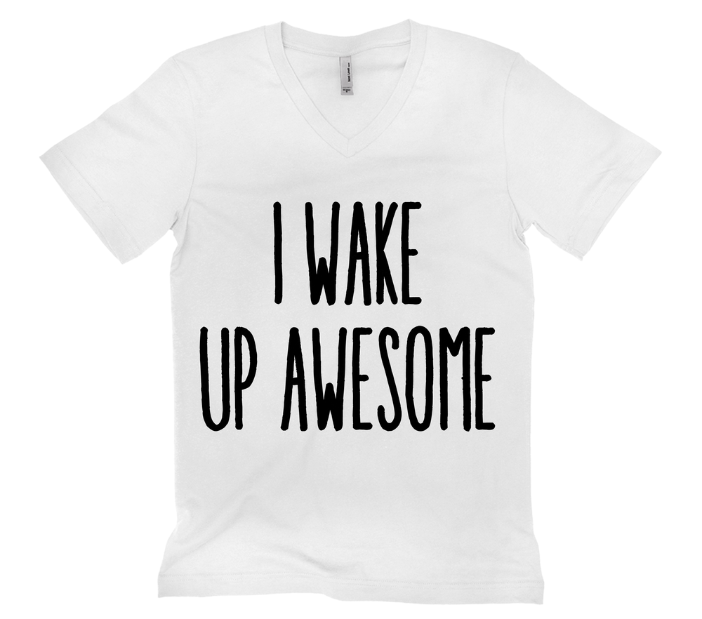 I Wake Up Awesome
