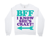 BFF Crazy - Right Arrow