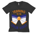Training To Be Sailor Venus